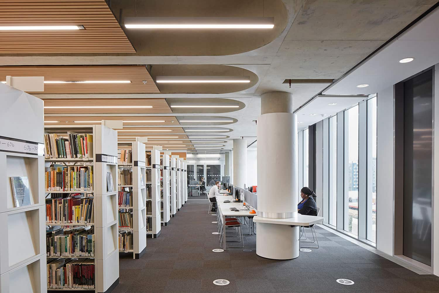University of Bedfordshire Library