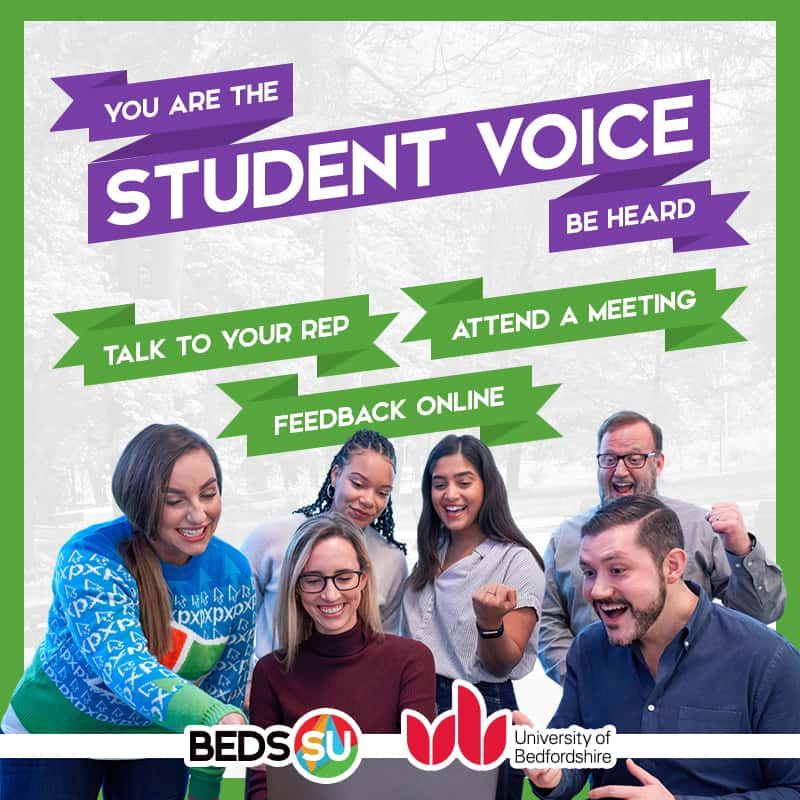 You are the Student Voice