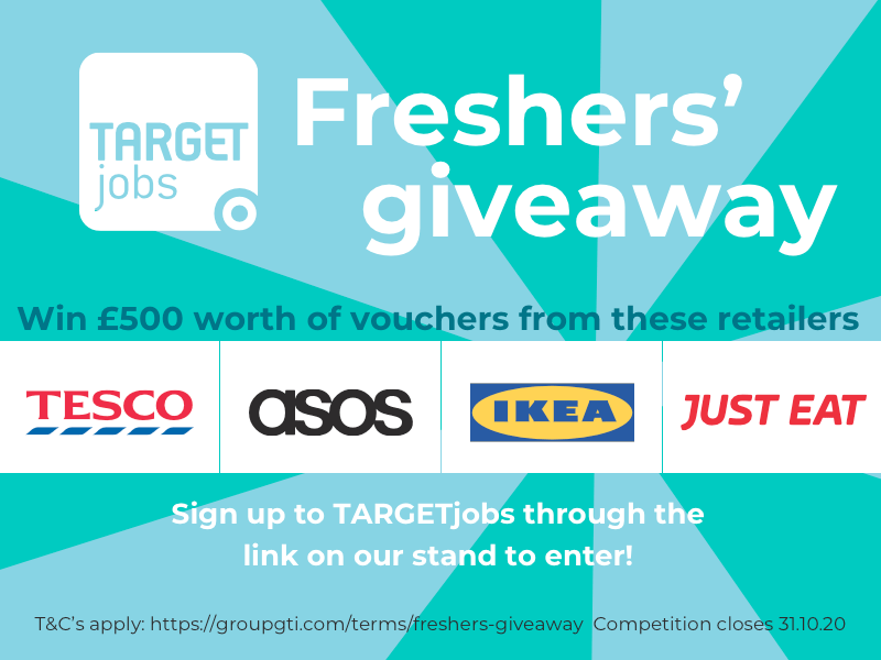 Freshers' Giveaway